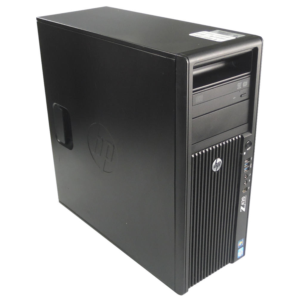 HP Z420 Workstation Intel Xeon E5-1603 @2.80GHz 8GB PC-3 No HDD No OS